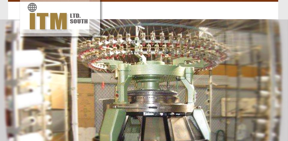 Textile Equipment Resellers Itm South